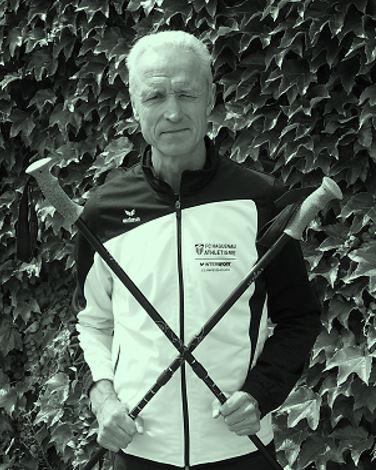 Gilbert Schillinger : professeur de marche nordique à l'Espace Attitude Santé en Alsace