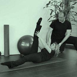 Cours de Pilates au Studio Harmonie à l'Espace Attitude Santé
