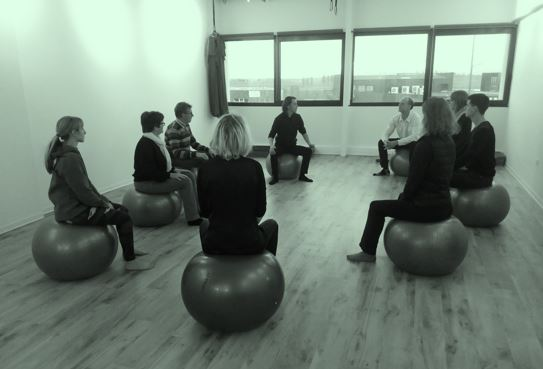 Cours d'Auto Shiatsu - Studio Harmonie à l'Espace Attitude Santé