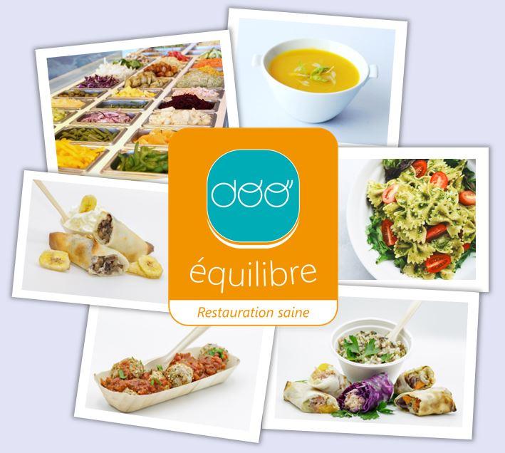 Doo' Equilibre - Restauration saine - Espace Attitude Santé
