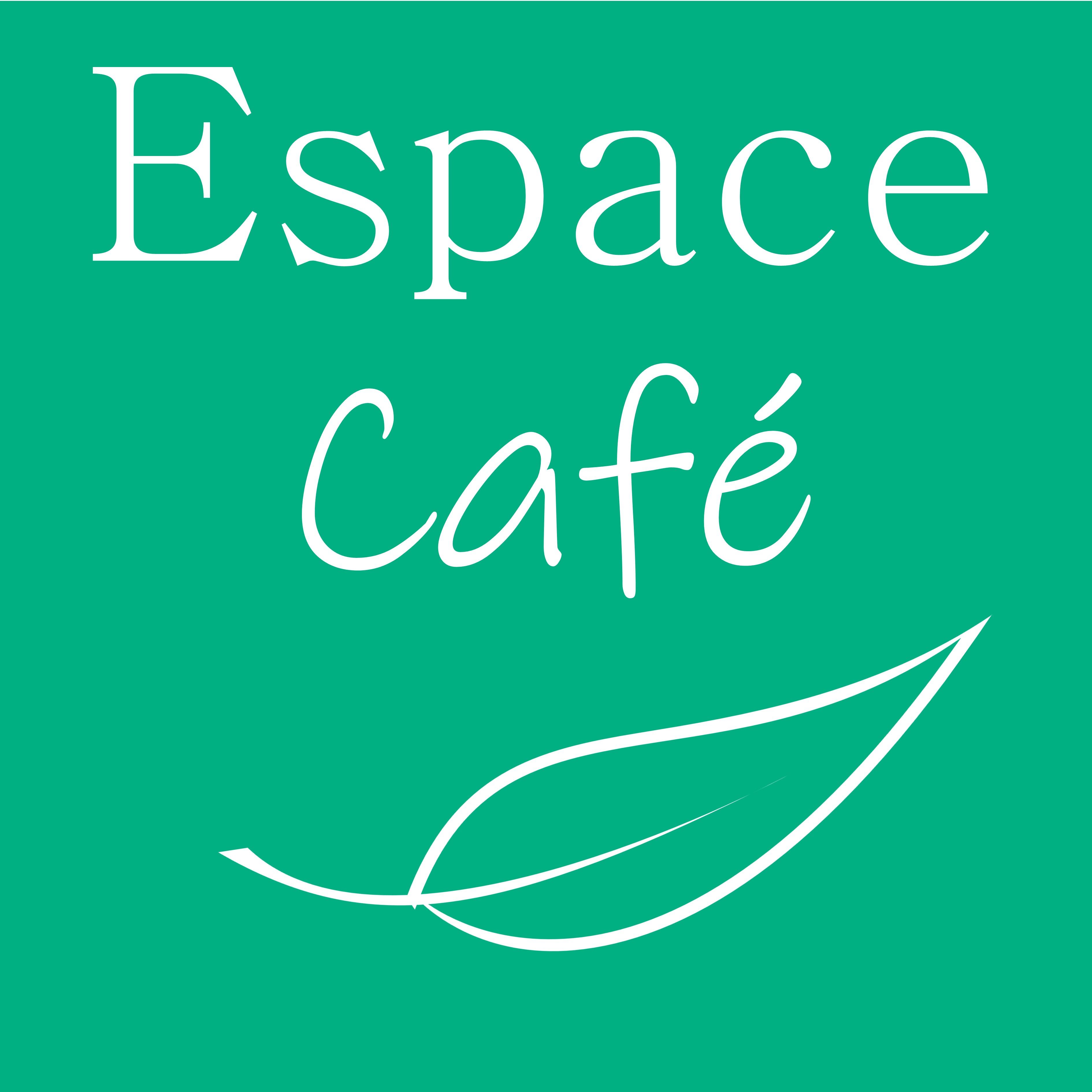 Logo Espace café